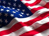 image of veterans  - background og usa flag old glory - JPG