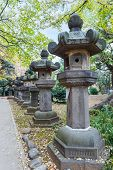 pic of shogun  - Toshogu Shrine at Ueno Park in Tokyo - JPG