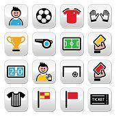 image of offside  - Football - JPG