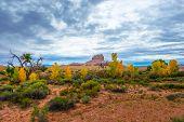 foto of goblin  - Wild Horse Butte Near Goblin Valley State Park Utah - JPG