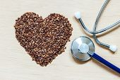 picture of cardiovascular  - Dieting healthy living concept - JPG