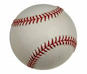 Beisebol com Clipping Path
