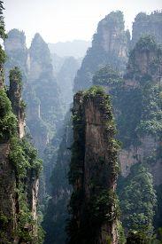 foto of nationalism  - Wulingyuan Scenic Area - JPG