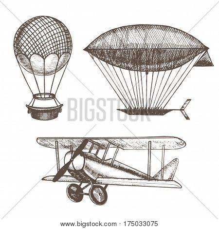 Air Balloons and