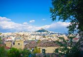 Beautiful View Of Athens, Greece