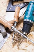 picture of joinery  - Battery - JPG
