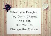 change poster