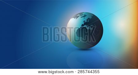Earth Globe Design Eco Globalisation