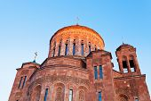 picture of apostolic  - Classical Armenian architecture  - JPG
