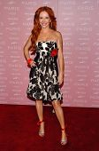 HOLLYWOOD - AUGUST 18: Phoebe Price at the party celebrating the launch of Paris Hilton's Debut CD