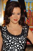 HOLLYWOOD - AUGUST 15: Jennifer Tilly at the Los Angeles Premiere of Dirty Rotten Scoundrels on Augu