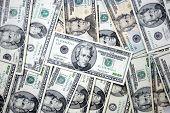 pic of twenty dollar bill  - 20 dollars, Jackson   - JPG