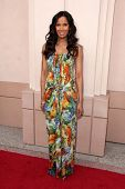 Padma Lakshmi at the Bravo Media's 2013 For Your Consideration Emmy Event, Leonard H. Goldenson Thea