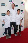 Brooke Williamson, CJ Jacobson, Kristen Kish at the Bravo Media's 2013 For Your Consideration Emmy E