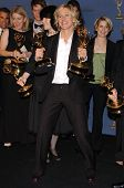 HOLLYWOOD - APRIL 28: Ellen DeGeneres in the press room at The 33rd Annual Daytime Emmy Awards at Ko