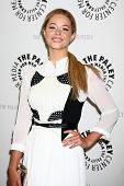 Sasha Pieterse at The Paley Center for Media Presents