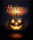 picture of jack o lanterns  - Dark Vector jack - JPG