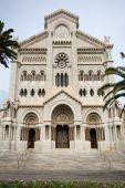 Постер, плакат: Cathedrale де Монако Монте Карло