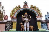 picture of shiva  - Statue of Lord Bhairav  - JPG