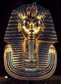 stock photo of burial  - Tutankhamun - JPG