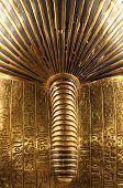 image of burial  - Tutankhamun - JPG