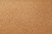 picture of bulletin board  - Empty cork notice board texture and background - JPG