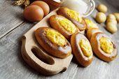 stock photo of patty-cake  - Shangi - JPG