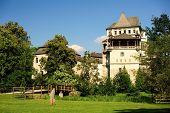 picture of bohemia  - Castle Blatna  - JPG
