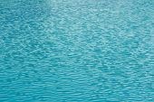 Background Shot of Aqua Sea Water Surface, Water Abstract Background, Ocean Texture, Water Ripple, W poster
