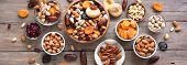Mixed Nuts And Dried Fruits poster