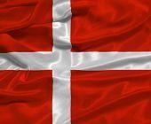 Постер, плакат: Флаг Дании