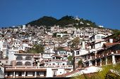 stock photo of taxco  - Taxco is a small city located in the Mexican state of Guerrero - JPG