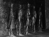 WASHINGTON, DC - AUGUST 10 2013 - Franklin Delano Roosevelt Memorial, the great drepression