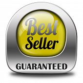 Bestseller label most popular sign popularity label or sticker for best seller or market leader and