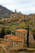 pic of chopin  - a view of Valldemossa Mallorca Balearic Islands Spain - JPG