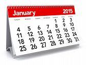 image of three dimensional shape  - 2015 Calendar - JPG