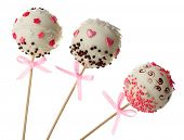 foto of cake pop  - Tasty cake pops - JPG