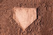 Dusty Home Plate