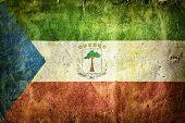 stock photo of muni  - flag of Equatorial Guinea - JPG