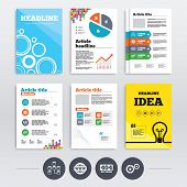 image of not found  - Brochure design and A4 flyers - JPG