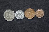 Постер, плакат: Australian decimal coins