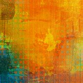 foto of orange  - Abstract blank grunge background - JPG