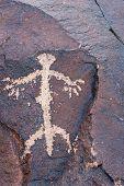 Постер, плакат: Sloan Canyon Petroglyphs