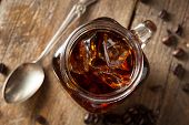 picture of brew  - Homemade Cold Brew Coffee to Drink for Breakfast - JPG