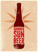 image of drawing beer  - Summer - JPG