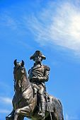 Постер, плакат: George Washington Statue