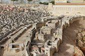 Постер, плакат: Древний Иерусалим