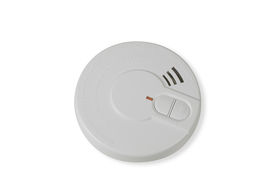 foto of smoke detector  - Isolated image of a smoke detector in slight perspective - JPG