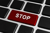 Stop Button On Keyboard