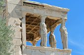 image of apostolic  - The Porch of the Maidens or Caryatids - JPG